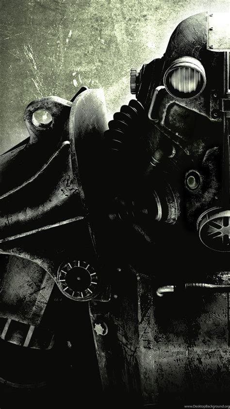 Download Wallpapers 3840x2160 Fallout 3 Enclave Armor 4k