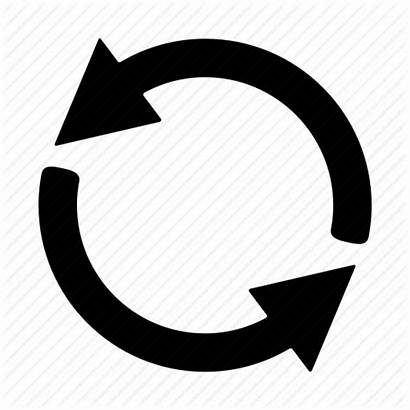 Reverse Refresh Icon Icons Undo Synchronize Peripeteia