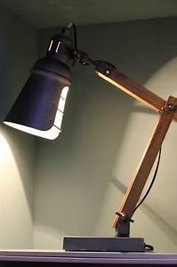 Lampe De Bureau Pas Cher : lampe bureau design le monde de l a ~ Dailycaller-alerts.com Idées de Décoration