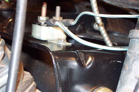 fastback fog light wirng kit ford mustang forum