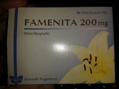 famenita 200 mg schwangerschaft