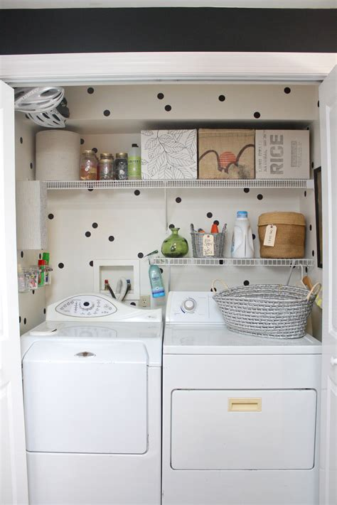 my 0 laundry closet makeover and a diy projects