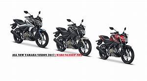 3 Foto Studio Warna Baru Yamaha All New Vixion 2017 ...