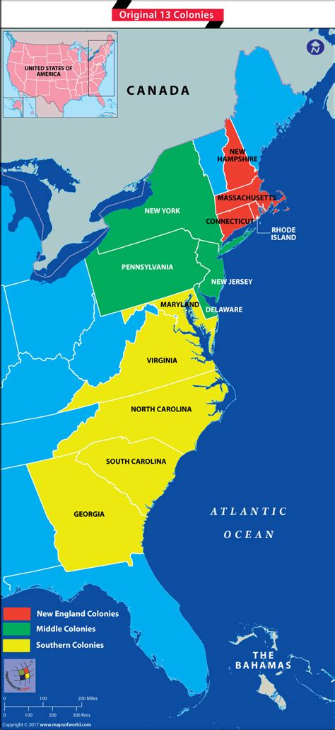 original  colonies   united states