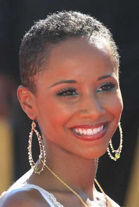 20 popular short hairstyles for black women short