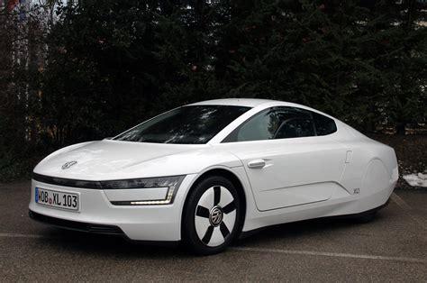 2014 Volkswagen Xl1 W Video Autoblog
