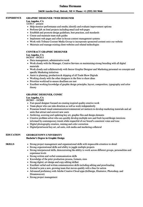 graphic designer graphic designer resume sles velvet