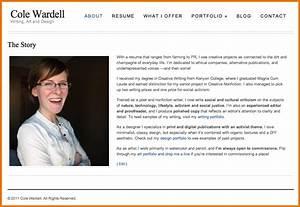 professional bio template cyberuse With staff bio template
