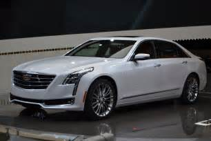 2017 Cadillac CT6 Price