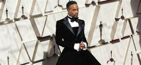 Billy Porter Wore Gown The Oscars Giving Ranveer