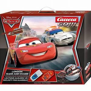 Carrera Go Autos : carrera go 62277 disney cars london race and chase ~ Jslefanu.com Haus und Dekorationen