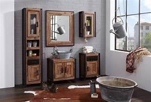Vintage Industrial Möbel : unterschrank caribe vintage industrial ~ Markanthonyermac.com Haus und Dekorationen