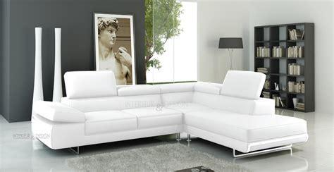 canapé d angle blanc photos canapé d 39 angle cuir blanc