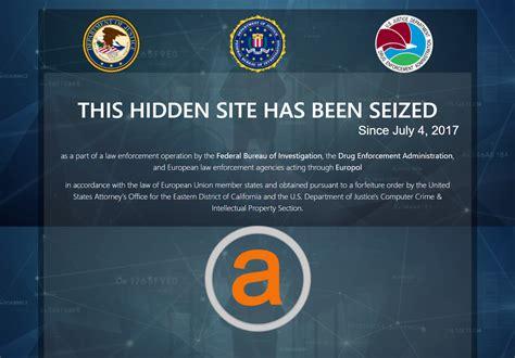 alphabay takedown fbi