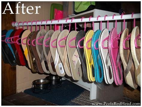 kids clothing hangers  hang flip flops