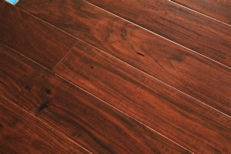 home depot flooring engineered guoya acacia natural engineered hardwood flooring the home depot canada