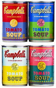 Andy Warhol Dose : campbell 39 s releases soup cans featuring andy warhol 39 s pop art ~ One.caynefoto.club Haus und Dekorationen