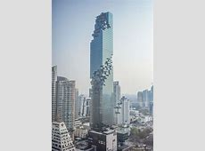 Thailand's New Tallest Skyscraper Just Opened, But It