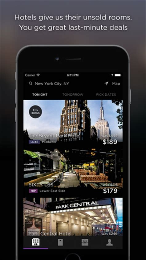 4 best apps for booking last minute hotels iphonelife com