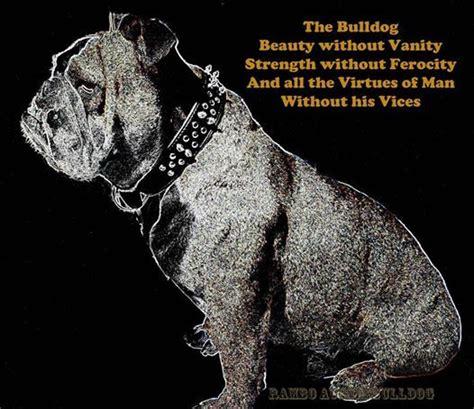 bulldog quotes images  pinterest bulldog