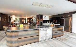 luxury kitchen island 20 luxurious kitchens worth drooling
