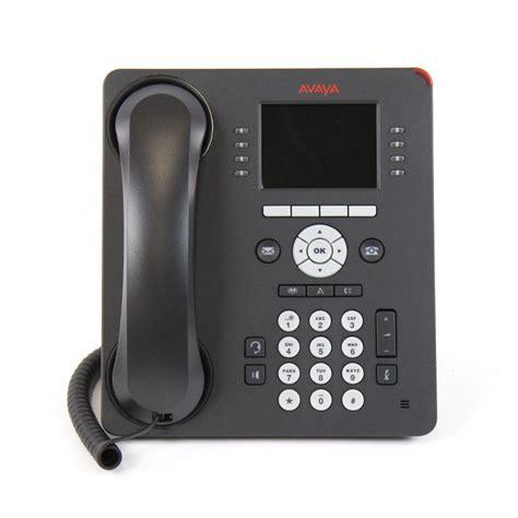 Avaya 9611G IP Deskphone Global (700504845)