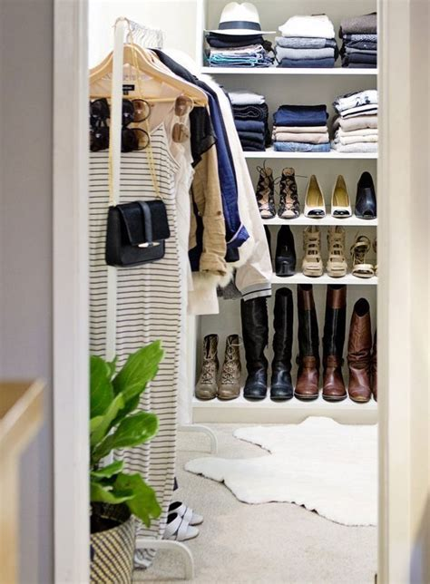 Apartment Therapy Closet by Feeling The Apartment Therapy Apartment34 Bedrooms