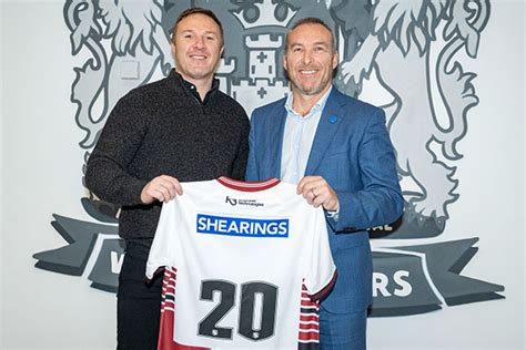 Shearings Holidays renews Wigan Warriors Rugby League ...