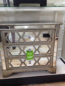 Mirrored dresser seen at homegoods store pinterest for Mirrored furniture at home goods