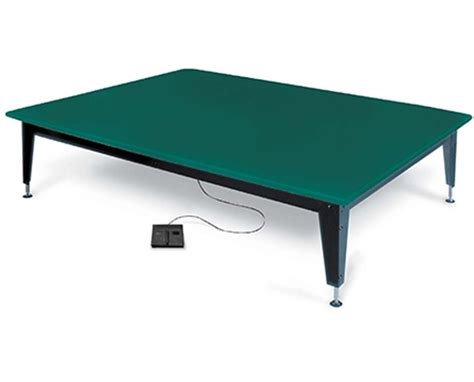 physical therapy table dimensions hausmann bariatric therapy table save at tiger medical inc