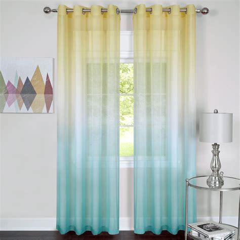 compromise patterned sheer curtains window treatments touch of class almosthomedogdaycare