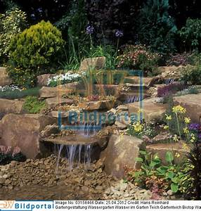 Wasserlauf Im Garten : details zu 0003158466 gartengestaltung wassergarten wasser im garten teich gartenteich biotop ~ Orissabook.com Haus und Dekorationen