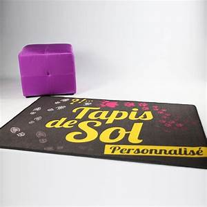 paillasson tapis d39accueil personnalise a personnaliser With tapis d entrée personnalisé