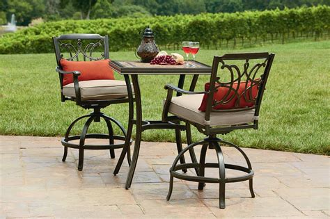 agio aaf 03511 02717 tuscany 3 piece bistro set