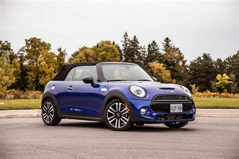 Mini Cooper Blue Edition 2019 by Review 2019 Mini Cooper S Convertible Starlight Blue