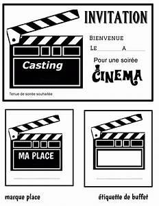 Objet Deco Cinema : theme viens faire ton cinema 1 et 2 et 3 doudous patrons patterns gabarits fete a ~ Melissatoandfro.com Idées de Décoration