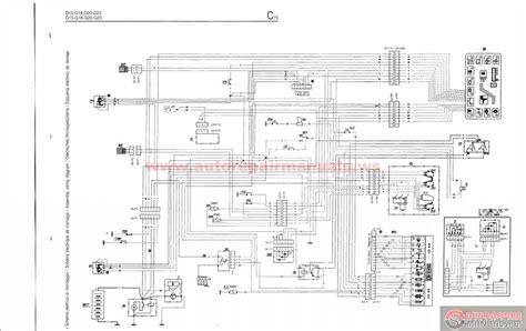 forklift fiat d15 23 and di15 35 repair manual auto