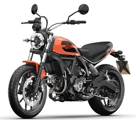 Ducati Scrambler Sixty2 2019 by Ducati Scrambler 400 Sixty2 2019 Fiche Moto Motoplanete