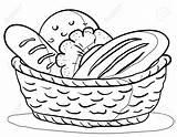 Bread Moziru sketch template