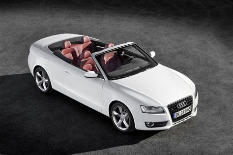 All Cars Audi A5 And S5 Cabriolet