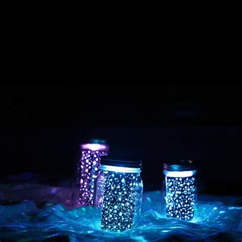diy glowing mason jars favecraftscom