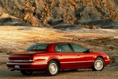94 Chrysler New Yorker by 1993 97 Chrysler Concorde New Yorker Lhs Consumer Guide Auto