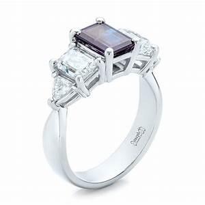 Custom Marquise Diamond Halo Engagement Ring #101998 ...