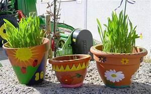 Blument pfe selbst gestalten dekoration deko ideen for Blumentöpfe selbst gestalten