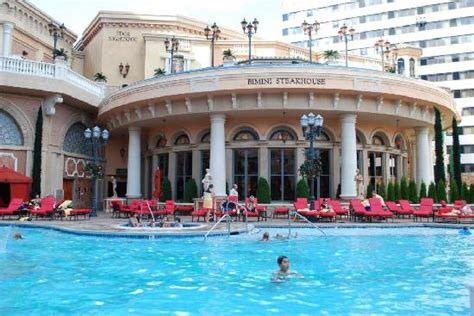 One Of The Two Pools  Picture Of Peppermill Resort Spa