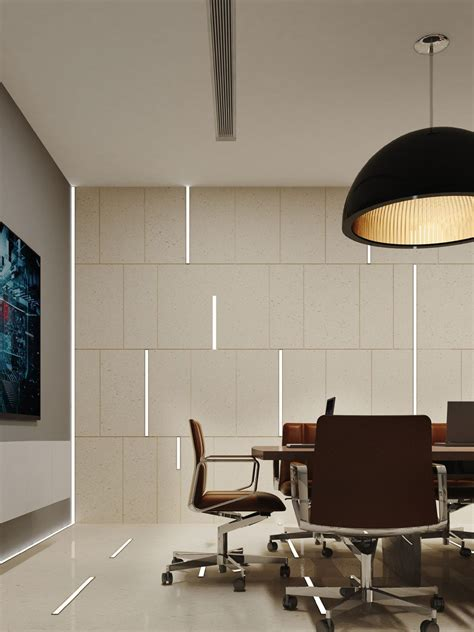 minimalist design office ideas office lighting wall