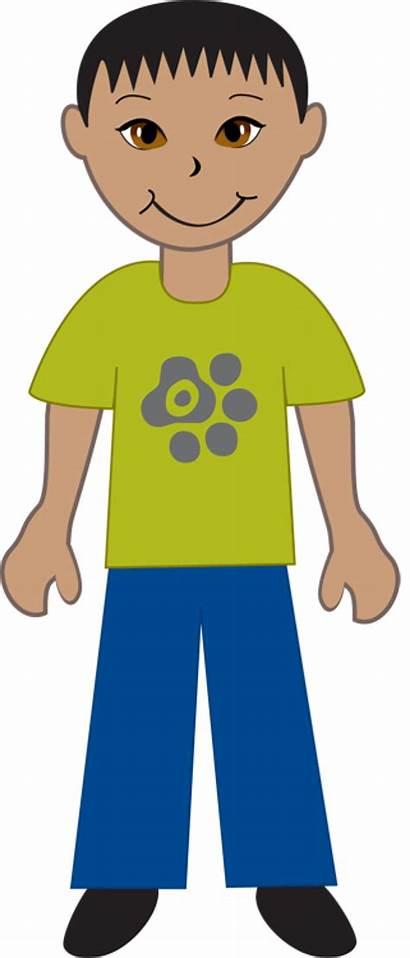 Boy Clipart Asian Child Clip Kid Transparent