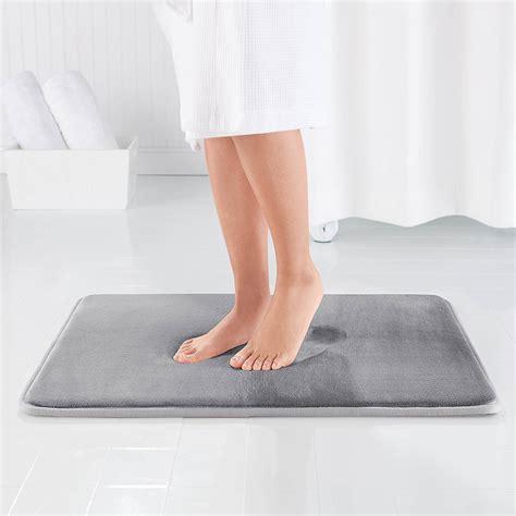 xcm slow rebound coral velvet bathroom rug carpet bath