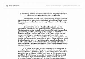 comparison essay topics for college
