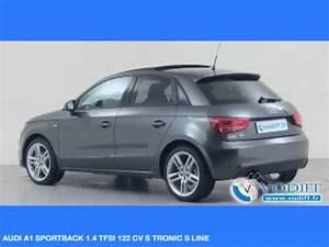 Audi A1 S Line Occasion : vodiff audi occasion alsace audi a1 sportback 1 4 tfsi 122 cv s tronic s line youtube ~ Gottalentnigeria.com Avis de Voitures